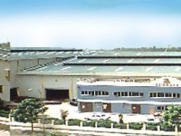 Steel Fabrication Plant - Singapore