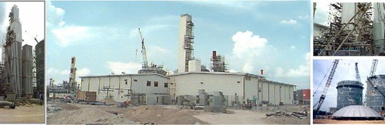 Air Separation Plant - Singapore